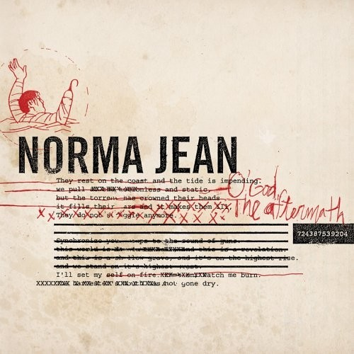 norma jean - o god the aftermath 2005