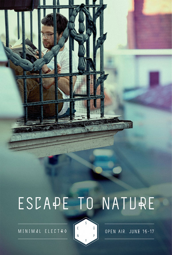 Escape-to-nature