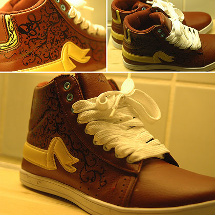 09customsneakers